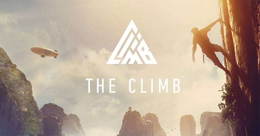 The Climb game wallpaper
