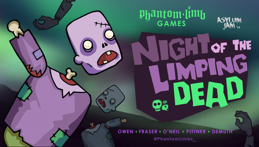 2014 Asylum Jam Winner: Night of the Limping Dead