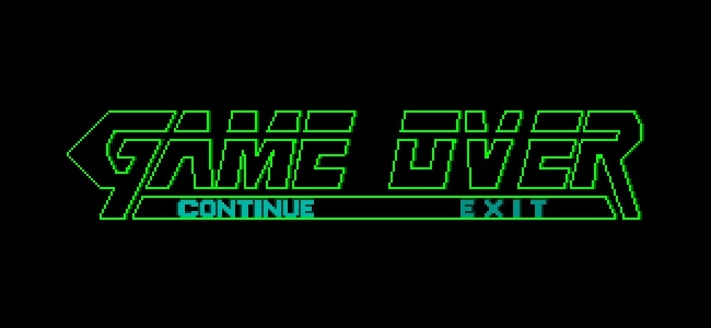 mgs game over