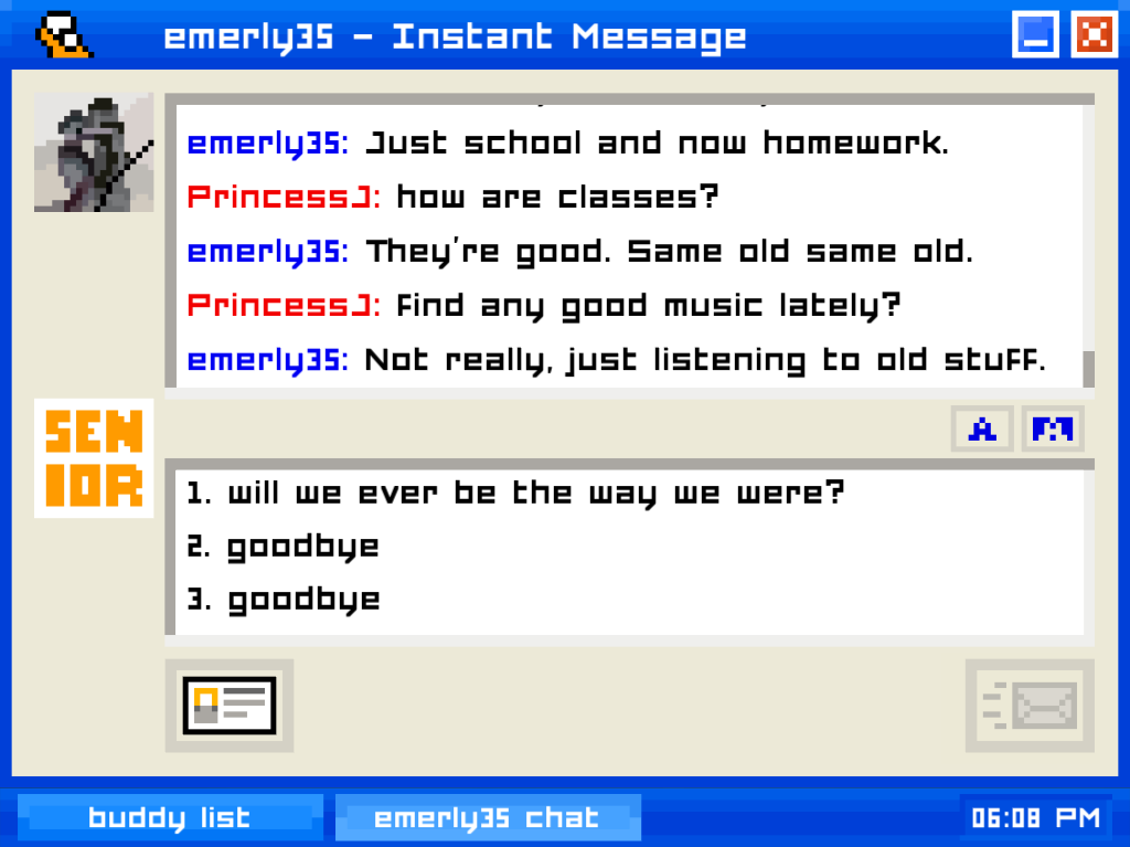 emily is away chat box 5