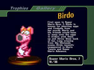what is birdo in mario