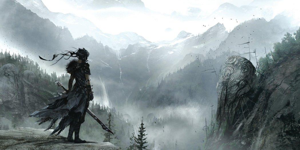 Hellblade Concept Art