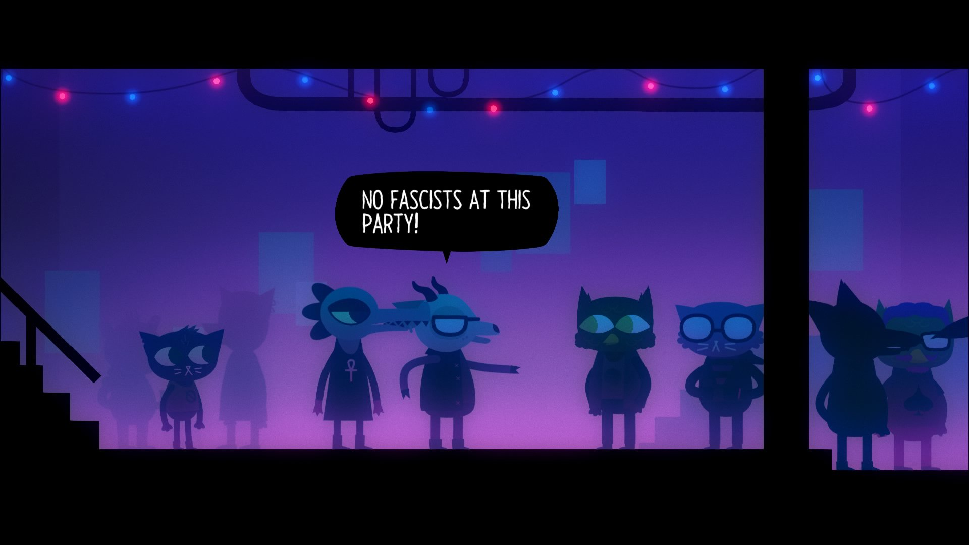 The Amazing LGBTQ Representation of Night In The Woods - New Normative