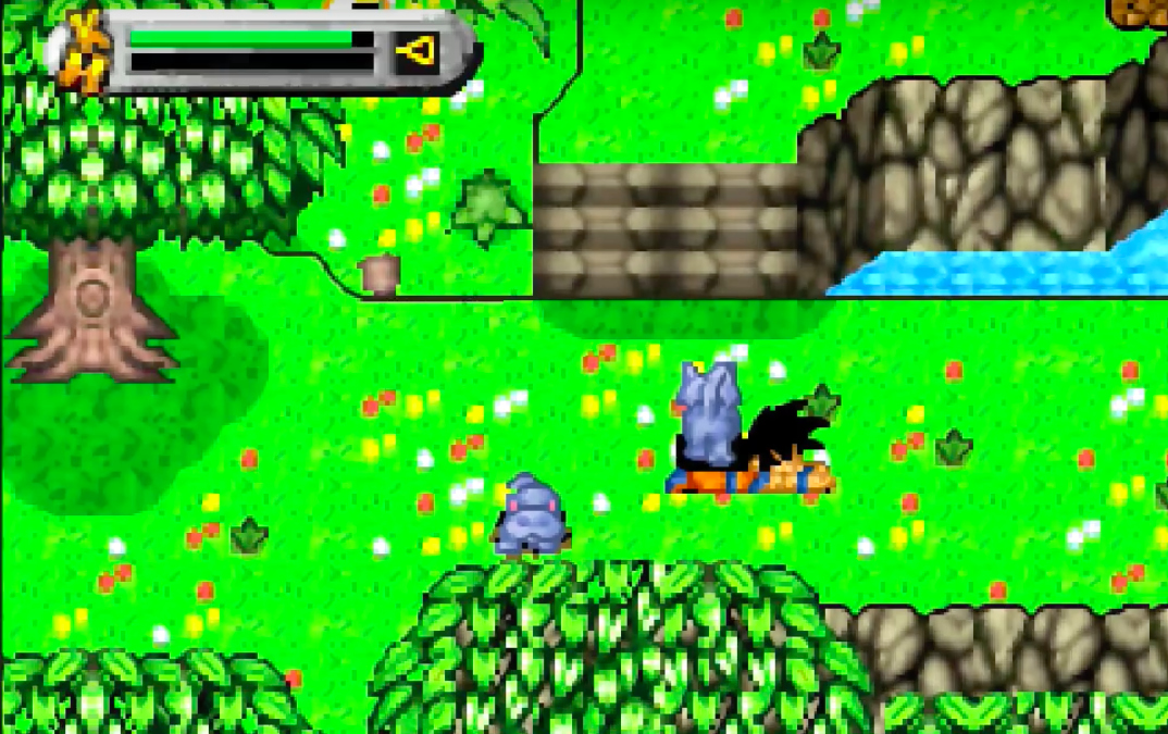 5 times gamers killed goku in dragon ball z games new normative death by wolves dragon ball z the legacy of goku voltagebd Image collections