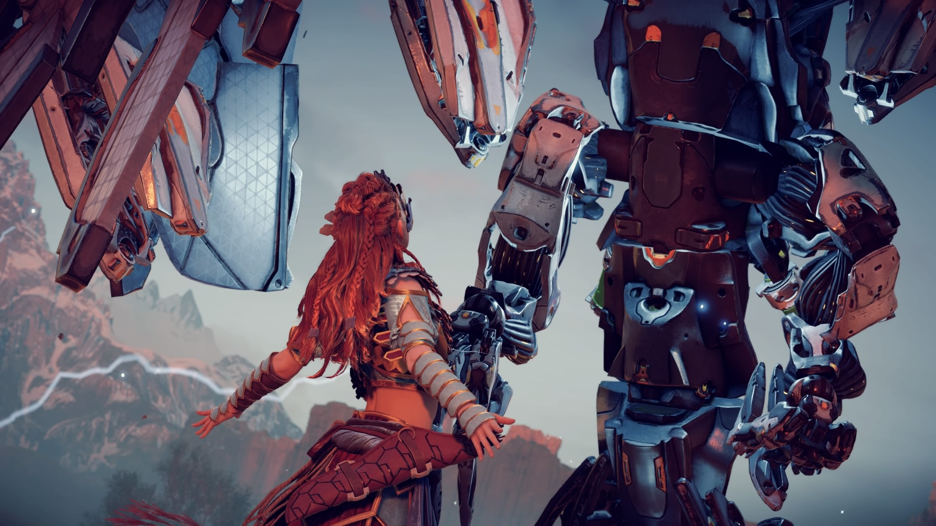 Horizon Zero Dawn - By Lady SnipeShot