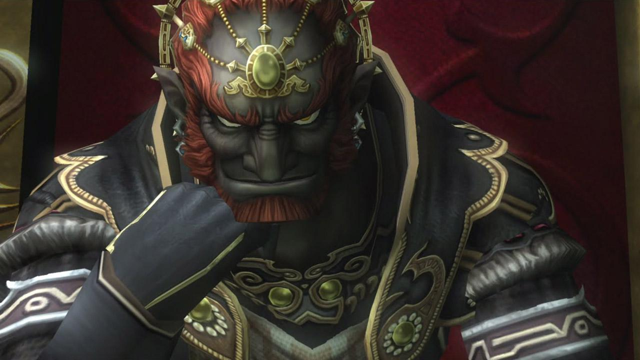 Ganondorf as he appears in Twilight Princess.