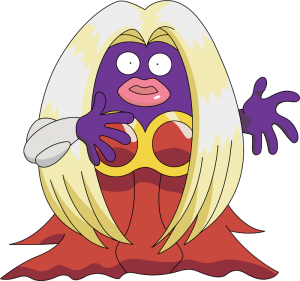Jynx, in its new form for the game's re-release.