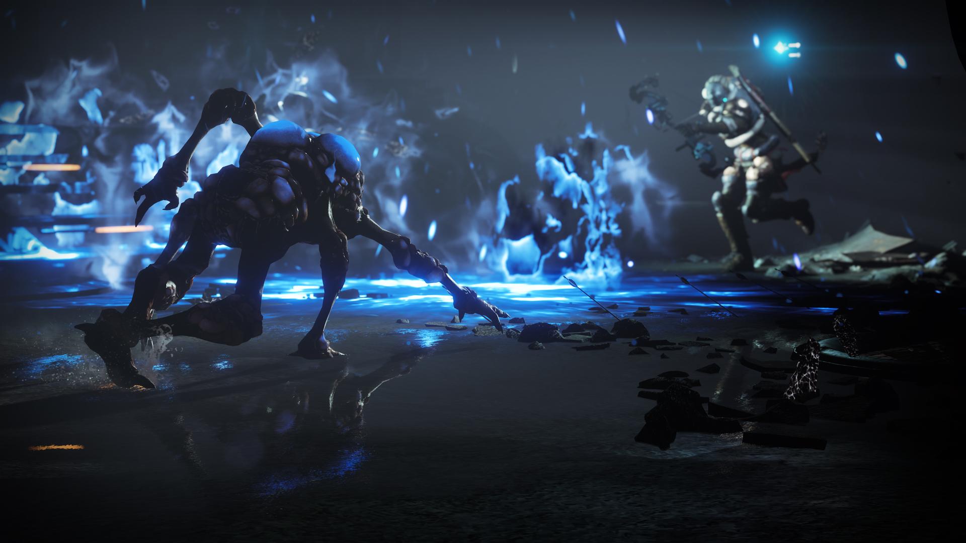 Destiny 2: Forsaken. Image: Activision