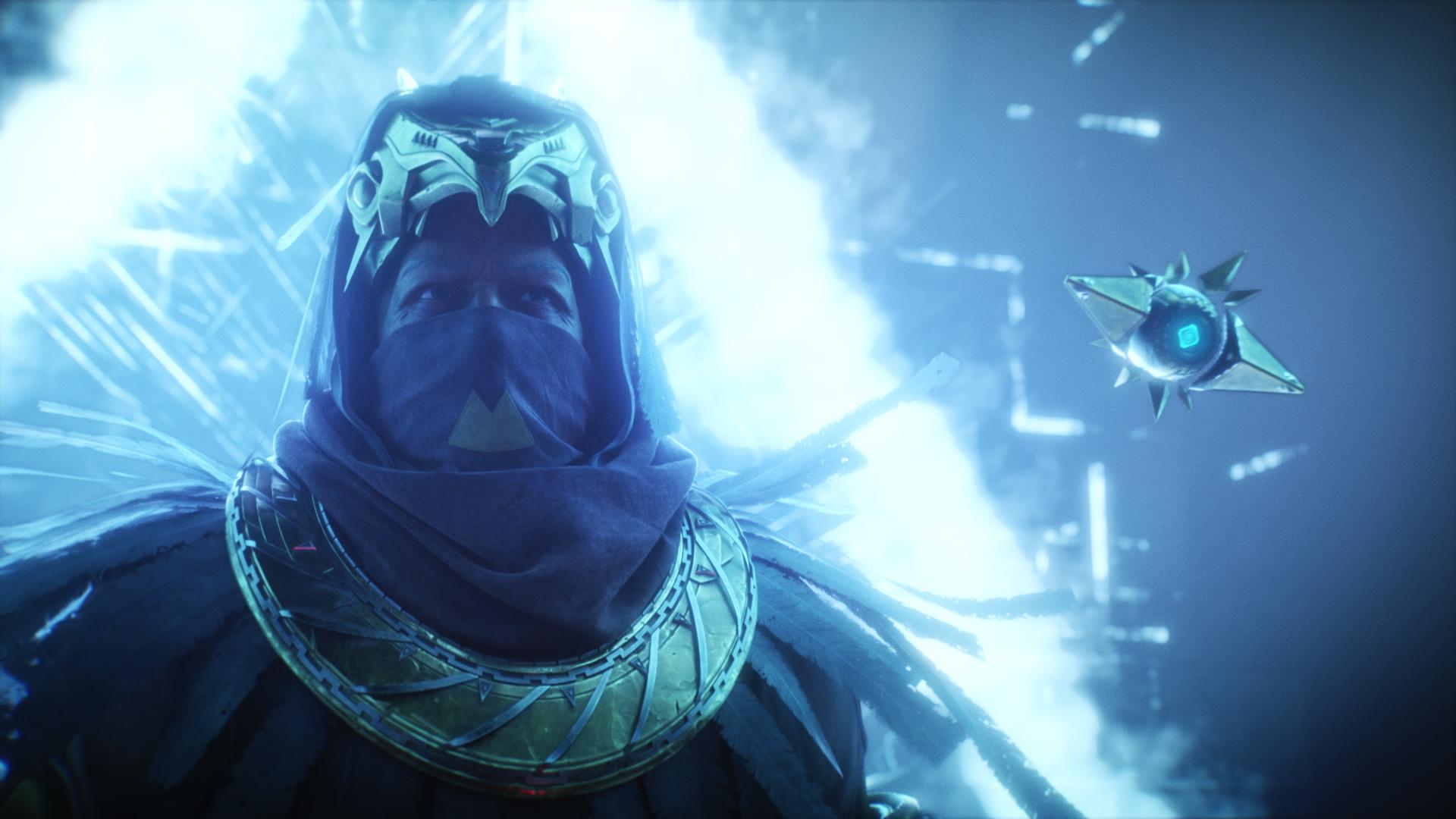 Destiny 2: Curse of Osiris. Image: Activision
