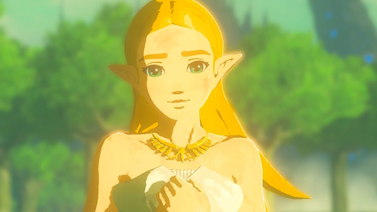 Breath of the Wild Failed Princess Zelda and Representation