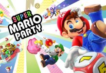 Super Mario Party Drinking Game