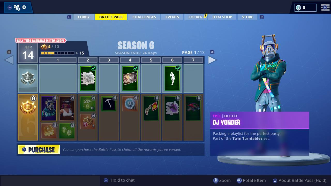 How Much Does Everything Cost in Fortnite?