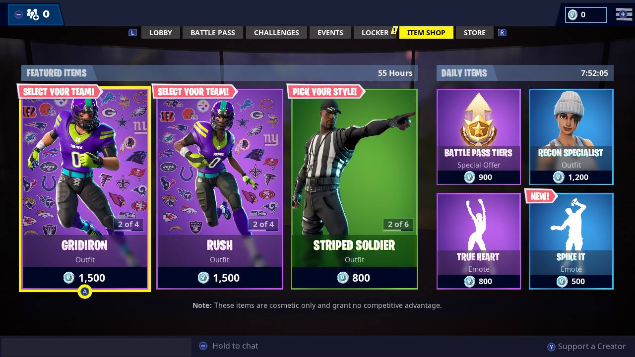 How Much Does It Cost To Buy Everything In Fortnite New Normative