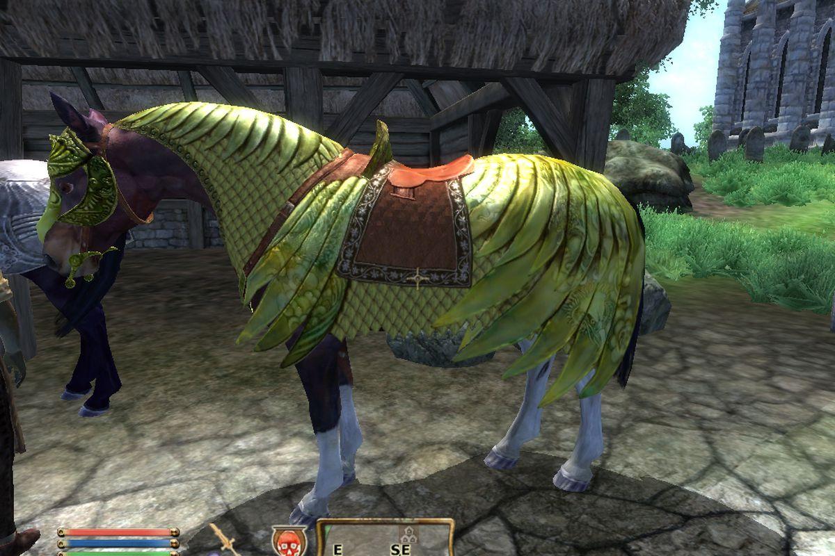 Bethesda - Horse Armor