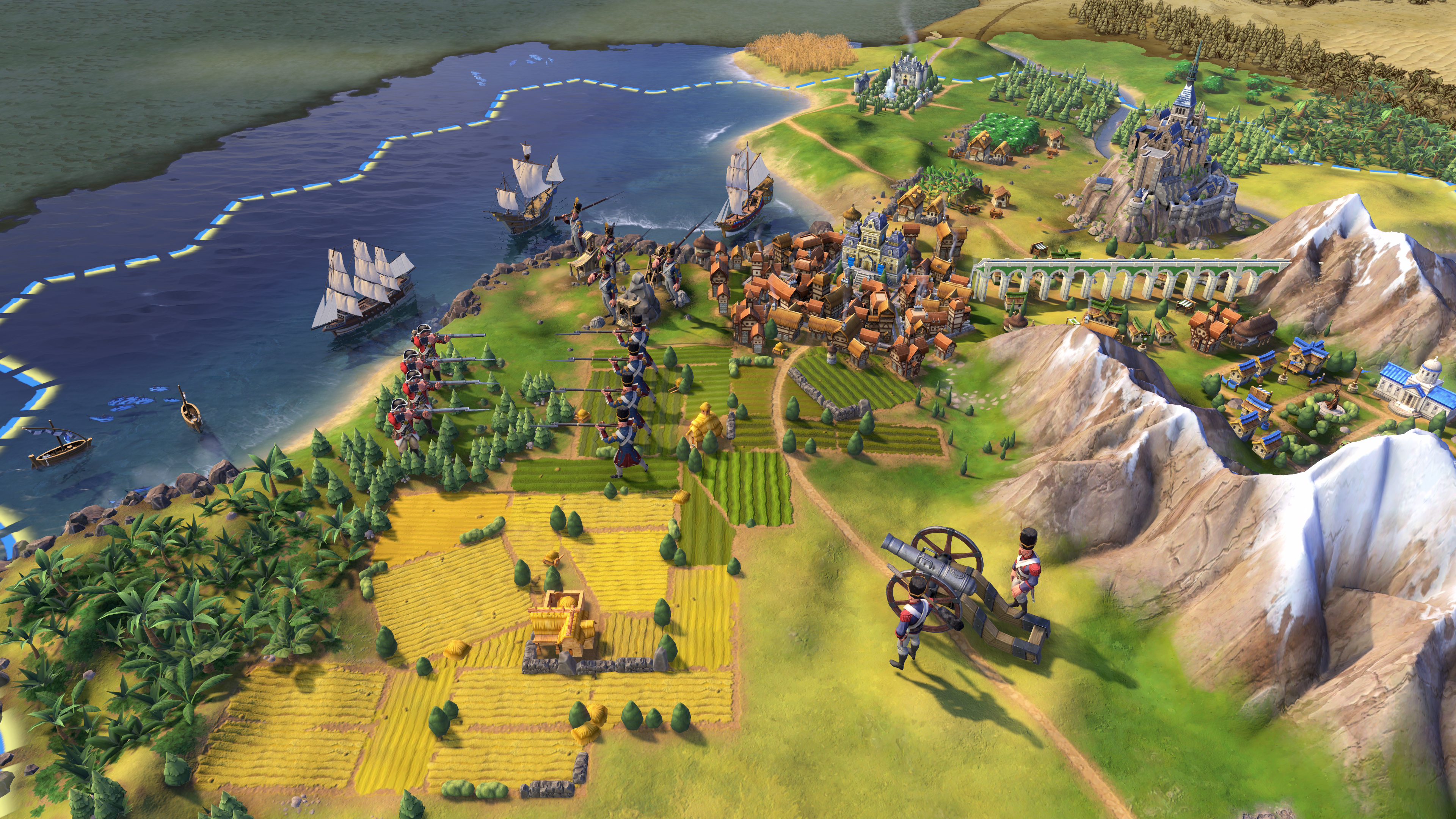 Building Communism Civ VI