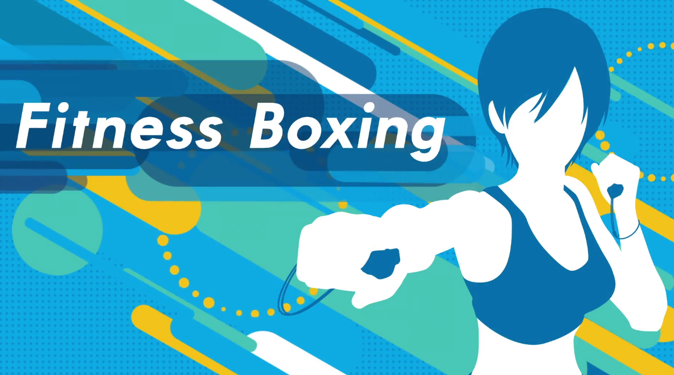 Fitness Boxing, new to the Switch