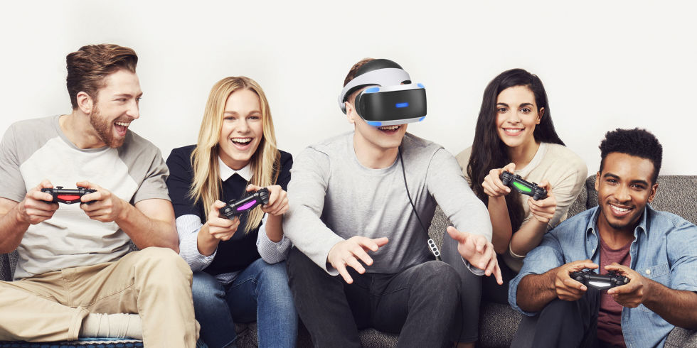 VR gaming's problem with diversity