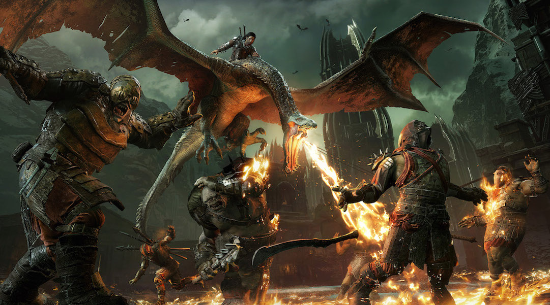 Middle-earth Shadow of War orc slavery racism