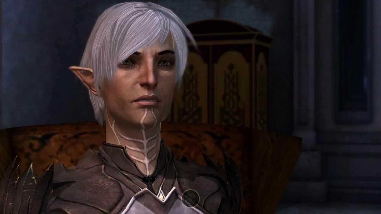 Resultado de imagem para bisexual characters dragon age
