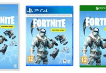 Physical Edition Fortnite